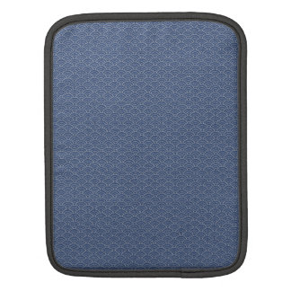 KON - Japanese tabi-style iPad sleeve cobalt -