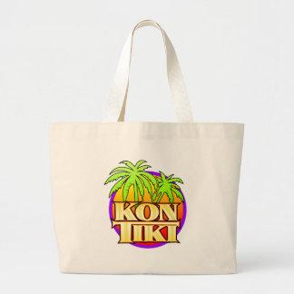 Kon Tiki Large Tote Bag