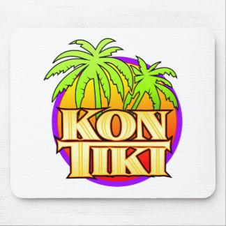 Kon Tiki Mouse Pad