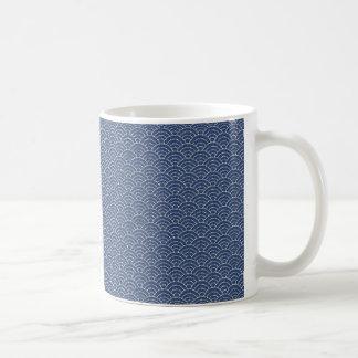 KON - Traditional Japanese design Mug cobalt - den