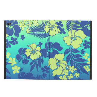 Kona Blend Hawaiian Hibiscus Aloha Shirt Print Powis iPad Air 2 Case