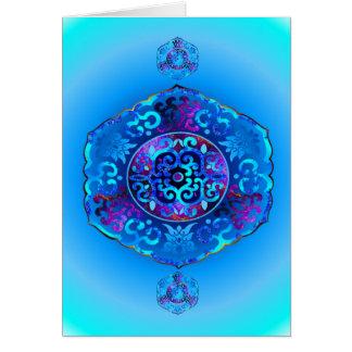 Kona Blues Greeting Card