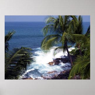Kona coast 2 poster