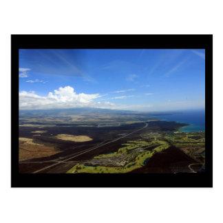 Kona Coast - Hawaii Postcard