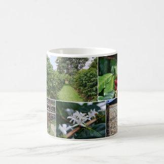 Kona Coffee Plantation Hawaii Collage Mug