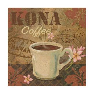 Kona Coffee Wall Decor