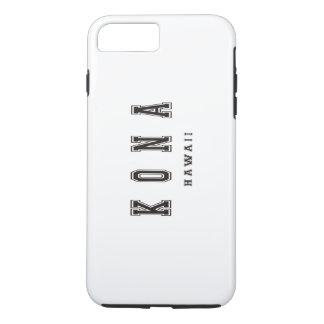 Kona Hawaii iPhone 8 Plus/7 Plus Case
