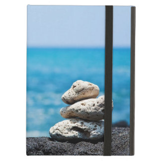 Kona Hawaii Shoreline -  Customized Template Case For iPad Air