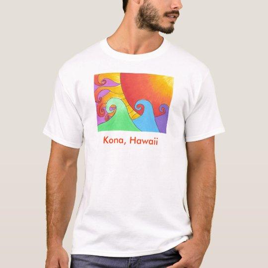 Kona, Hawaii T-Shirt