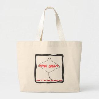 Kona Jake s Manta Ray Dive Tote Tote Bag