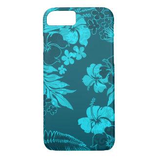 Kona mide el tiempo del Hawaiian del hibisco Funda iPhone 7