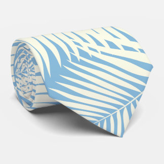 Kona Palms Hawaiian Leaf Tie