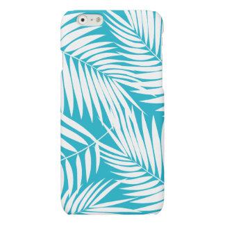 Kona Palms Hawaiian Leaf Tropical Matte iPhone 6 Case