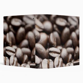 Kona Purple Mountain organic coffee beans 3 Ring Binder