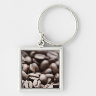 Kona Purple Mountain organic coffee beans Keychain