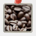 Kona Purple Mountain organic coffee beans Christmas Ornaments