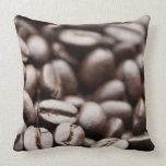 Kona Purple Mountain organic coffee beans Pillow