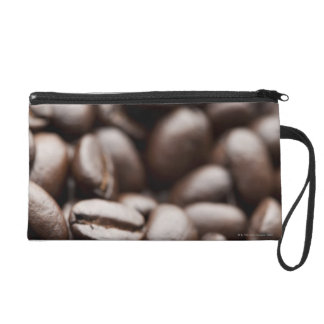 Kona Purple Mountain organic coffee beans Wristlet Purse