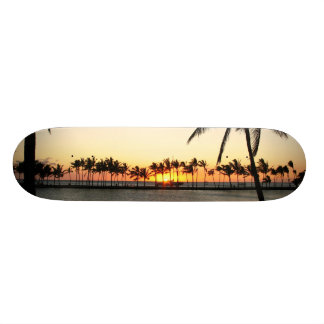 Kona Sunset  board Skateboard Deck