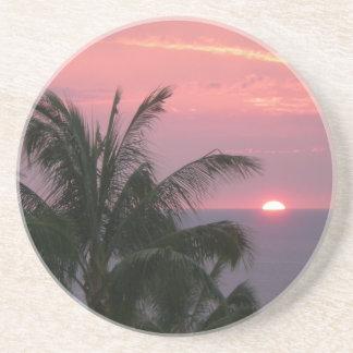 Kona Sunset Coaster