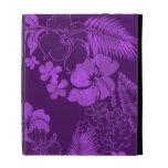 Kona Times Hawaiian iPad Folio iPad Folio Case