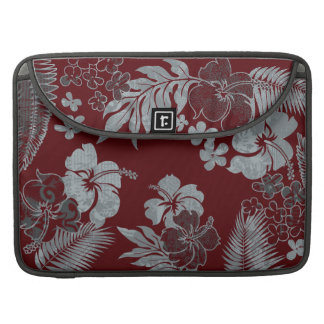 Kona Times Hawaiian MacBook Flapped Case Sleeves For MacBook Pro