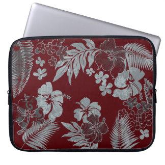 Kona Times Hawaiian Neoprene Wetsuit Laptop Sleeve