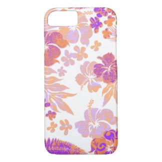 Kona Times Hibiscus Hawaiian Engineered iPhone 7 Case