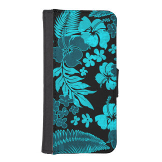 Kona Times Hibiscus Hawaiian iPhone Wallet