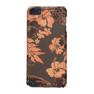 Kona Times Hibiscus Hawaiian iPod Touch Cases