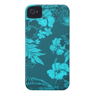 Kona Times Hibiscus iPhone 4 Cases