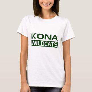 Kona Wildcats Ladies T-Shirt