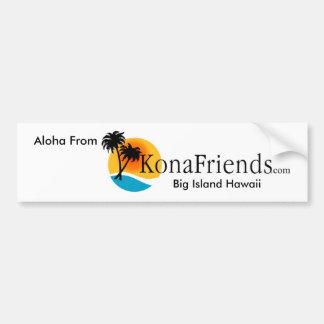 Konafriends Bumper Sticker