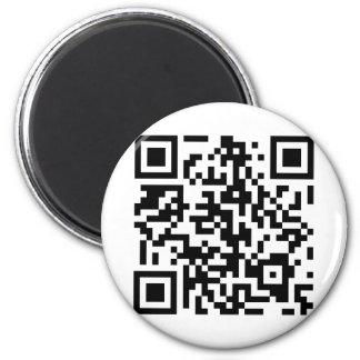 Konami Code QR code Magnet
