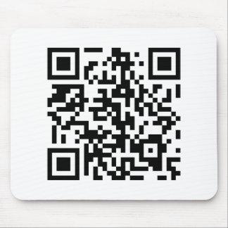 Konami Code QR code Mouse Pad