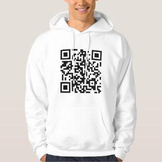 Konami Code QR code Pullover