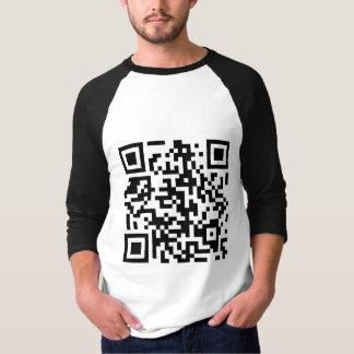 Konami Code QR code Shirt