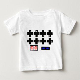 Konami Contra Code Infant T-shirt