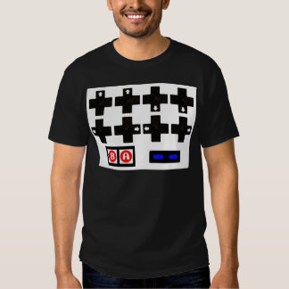 Konami Contra Code T Shirt
