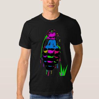 Konflict Grenade Paint T Shirt