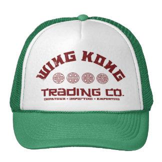 kong del ala que negocia el co problema grande en gorra