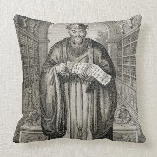 Kong-Fu-EET, o Confucio, la phi celebrada Almohadas