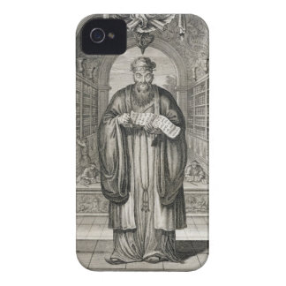 Kong-Fu-Tse, or Confucius, the Most Celebrated Phi Case-Mate iPhone 4 Case