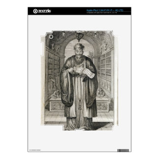 Kong-Fu-Tse, or Confucius, the Most Celebrated Phi Decal For iPad 3