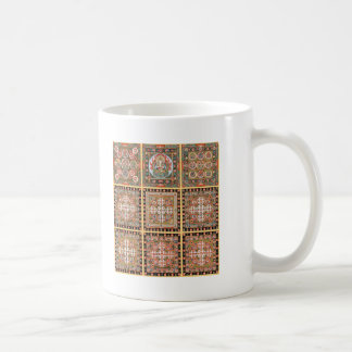 Kongokai Mandala Coffee Mugs
