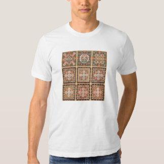 Kongokai Mandala T Shirt