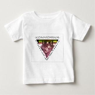 KONICHIWA BLANCA.jpg Shirts
