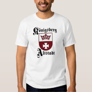 Königsberg Altstadt Shirt