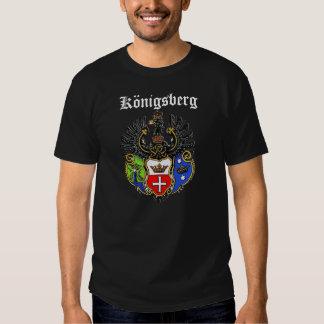 Königsberg viejo remera