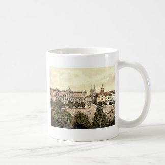 Konigsplatz, Cassel (i.e., Kassel), Hesse-Nassau, Coffee Mug
